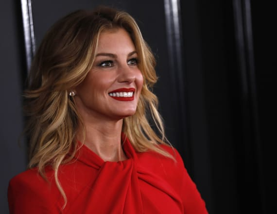 Faith Hill's complete style transformation