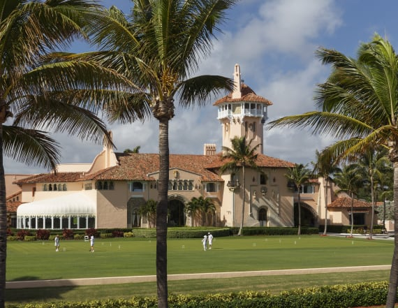 Government pays Mar-a-Lago for official's stay