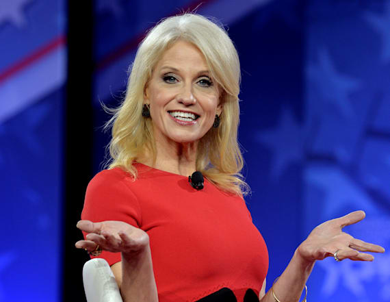 Kellyanne Conway on Trump-Russia investigation