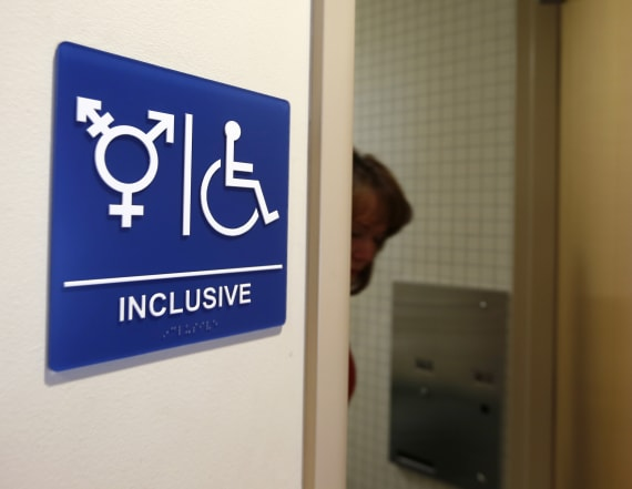 Texas 'bathroom bill' dies