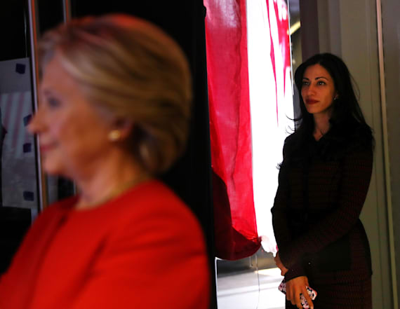 Why Huma Abedin broke down over Clinton email probe