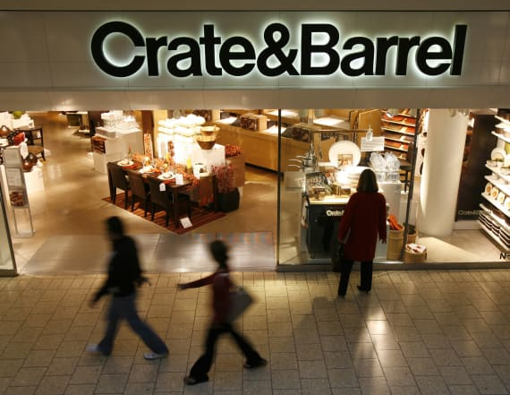 Crate & Barrel partnering with Goldman-backed rival