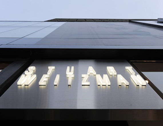Stuart Weitzman is having a major half off sale