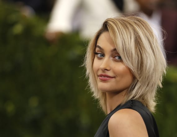 Paris Jackson makes a name for herself in fashion