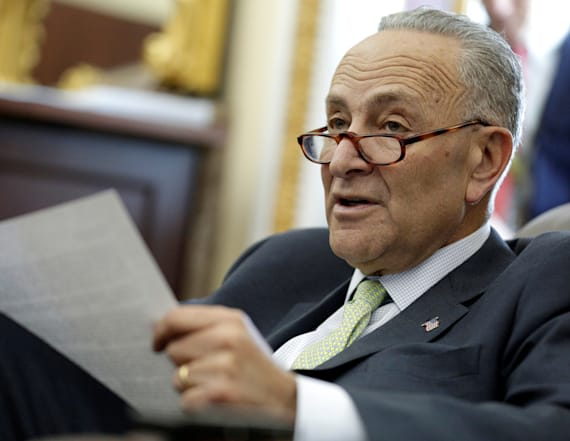 Schumer: Trump must appoint official for PR relief