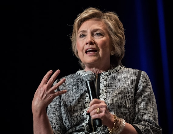 Clinton: 'I had not drafted a concession speech'
