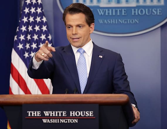 Scaramucci: Bannon has white nationalist tendencies
