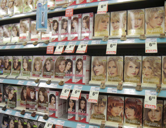 CVS eliminating photo touch-ups for beauty brands