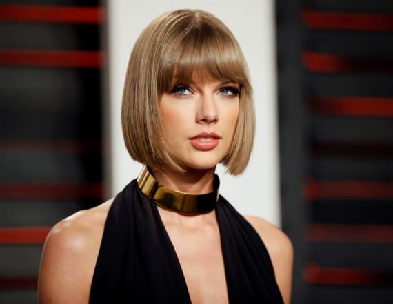 Taylor Swift makes generous donation