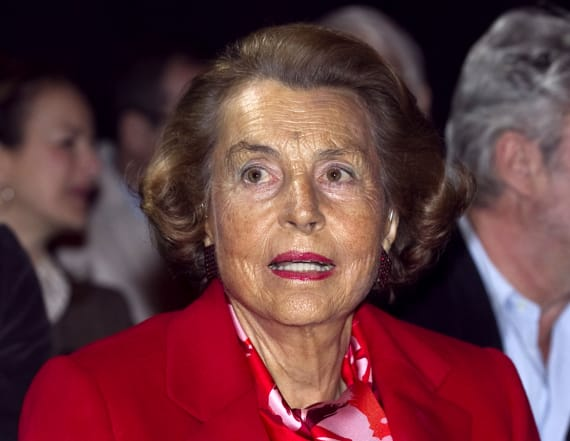 Liliane Bettencourt dies at 94
