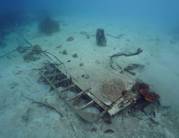 Project Recover locates planes gone missing in WWII