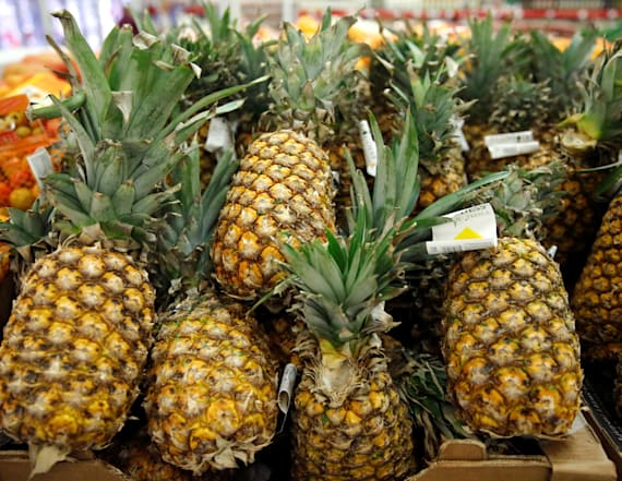 Police find 1,500 pounds of cocaine in pineapples