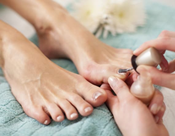 10 pedicure dangers that could land you in the ER