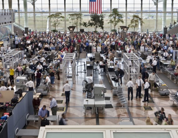 America's largest airport might be keeping a secret