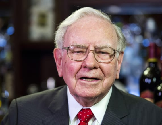 Company Warren Buffett just invested in is soaring
