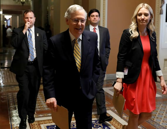 Senate votes to open debate on health care repeal