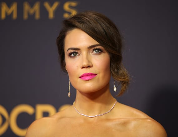 Mandy Moore's best style moments of 2017