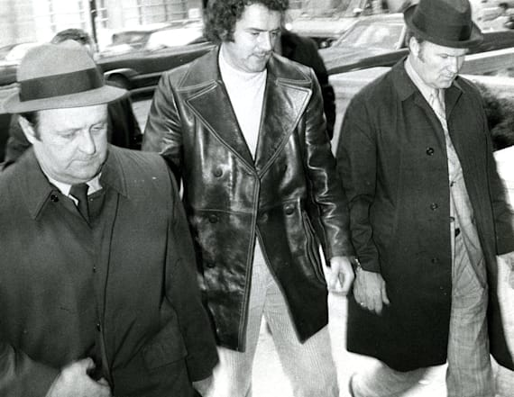 Ex-New England mob boss convicted of 1993 murder