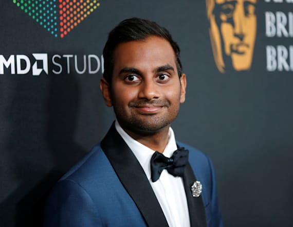 Aziz Ansari denies sexual assault allegation