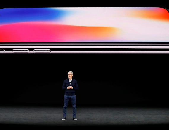 Tim Cook says iPhone X is at a value price