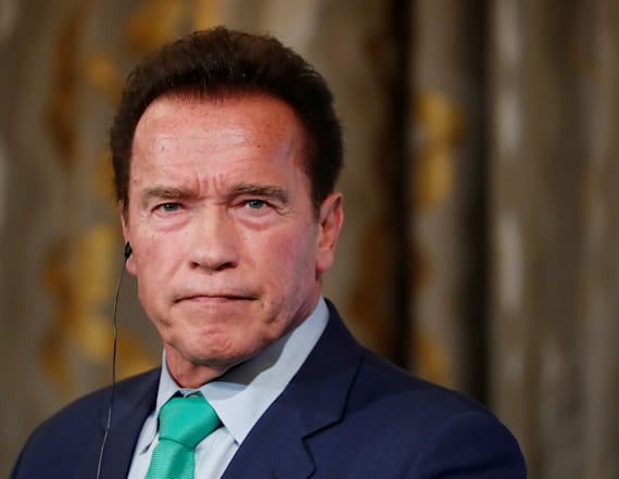 Arnold Schwarzenegger 'shocked' by assault claims