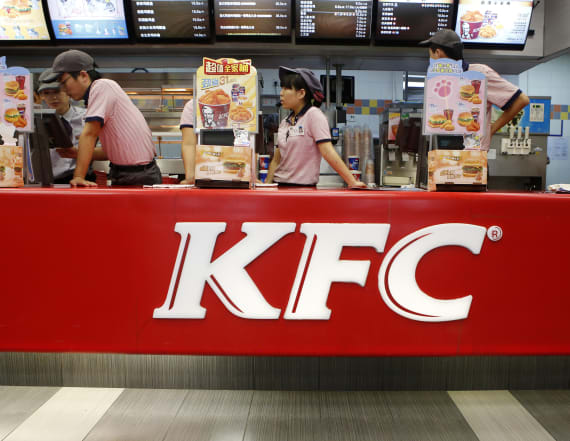 Video of KFC workers repackaging old food goes viral