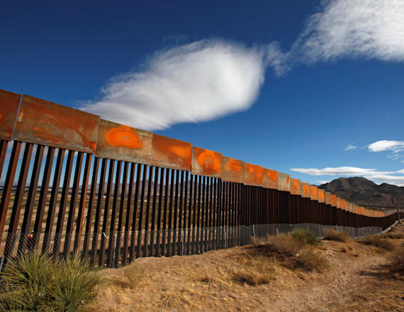 Sheriff calls Trump's wall a 'medieval solution'