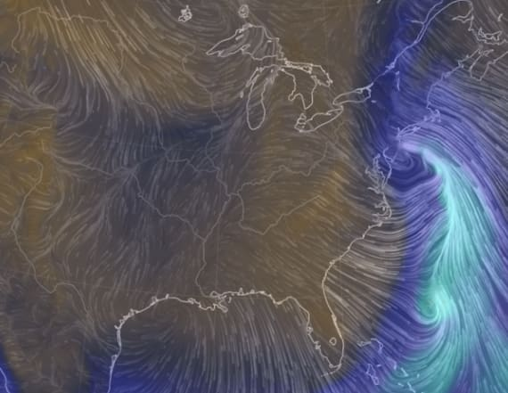 Powerful storm to slam New England