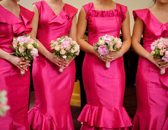 Here's what you can do with old bridesmaid dresses