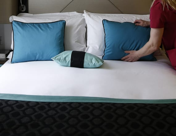 What housekeepers endure to clean hotel rooms