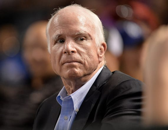 Congressman: McCain should be recalled