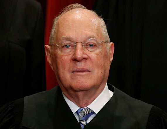 Rumors swirl that Justice Kennedy is set to retire