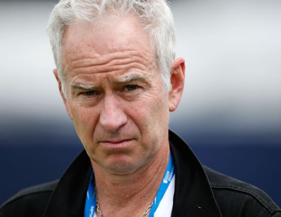 McEnroe: Trump offered sums of money to play Serena