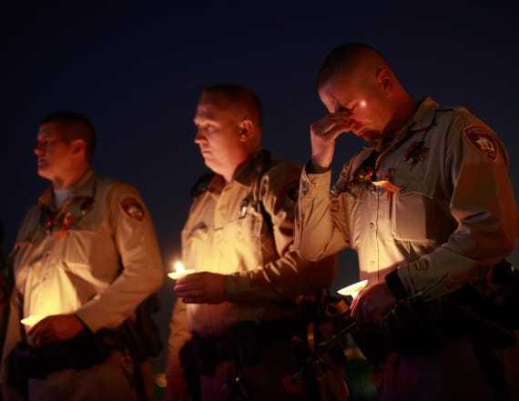 Report reveals alarming trend about police deaths