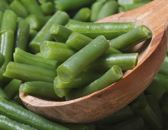 Green beans are actually a fruit