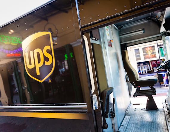 UPS slams new fees on oversized packages