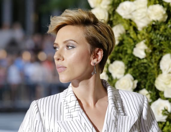 ScarJo gets candid about growing up poor