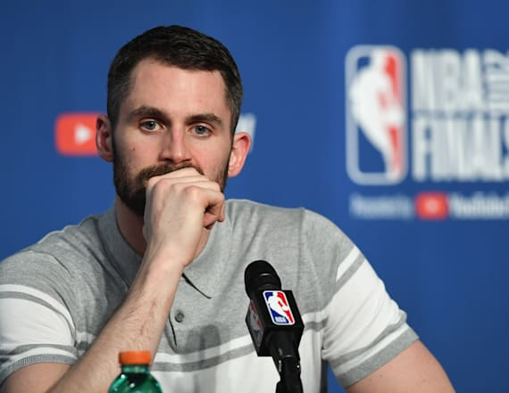 Kevin Love: 'I really felt like I was going to die'