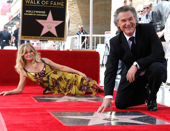 Celebrities pay huge sum for a star on Walk of Fame