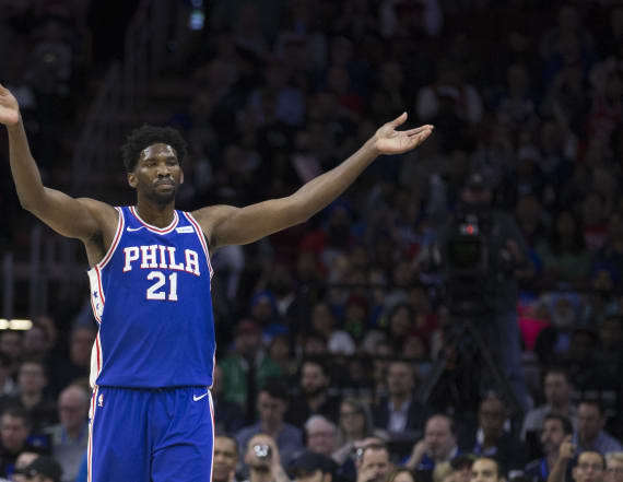 Joel Embiid trolls Karl-Anthony Towns on Instagram