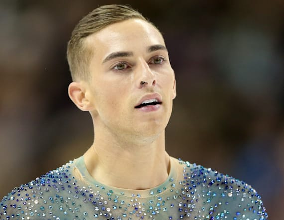Olympic-bound ice skater scathingly rips Mike Pence