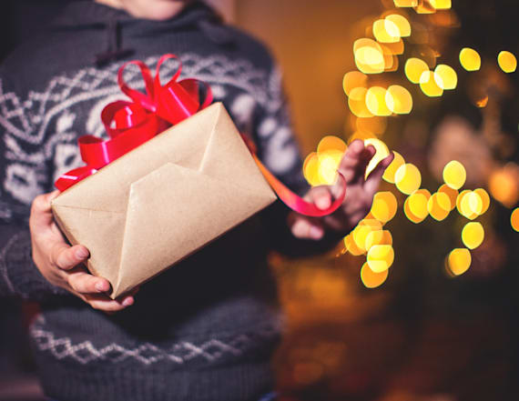 Why you shouldn't open your holiday presents early