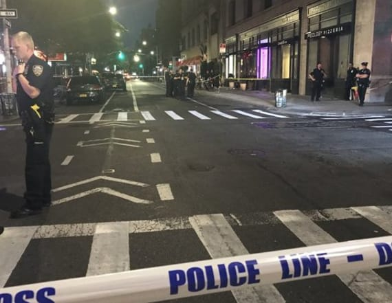 3 people shot in New York City's Greenwich Village
