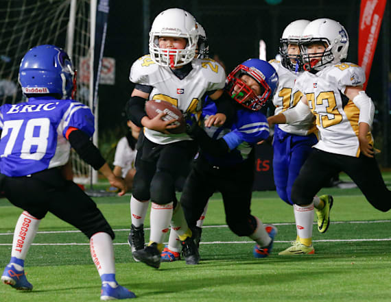 New study links youth football to cognitive problems