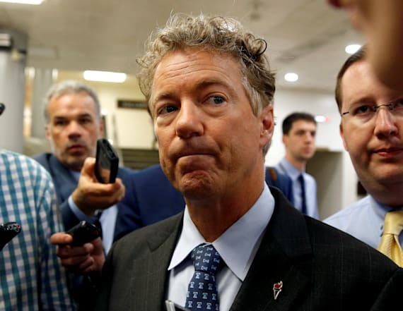 Sen. Rand Paul's neighbor to plead guilty to assault