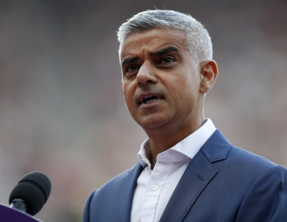 London mayor says Britain should not host Trump