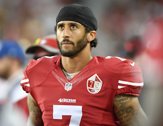 NFL coach snaps when asked about Colin Kaepernick