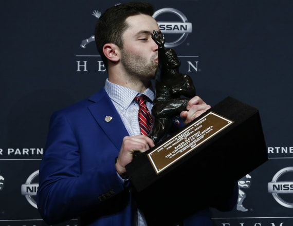 Heisman winner responds to critical sports analyst