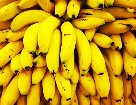 Fun fact you probably didn't know about bananas