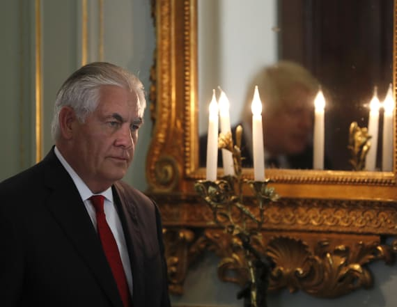 Tillerson declines to host Ramadan event